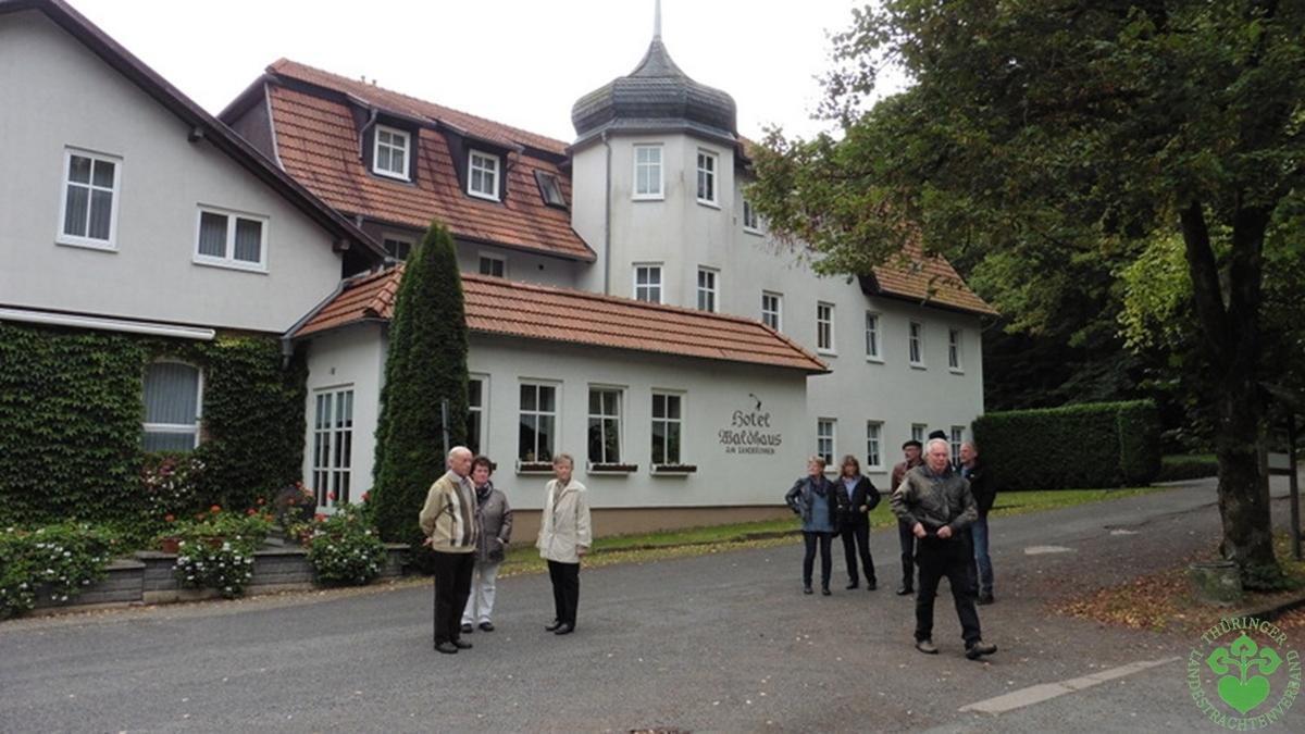 """Am """"Steinsburgmuseum"""" in Römhild"""
