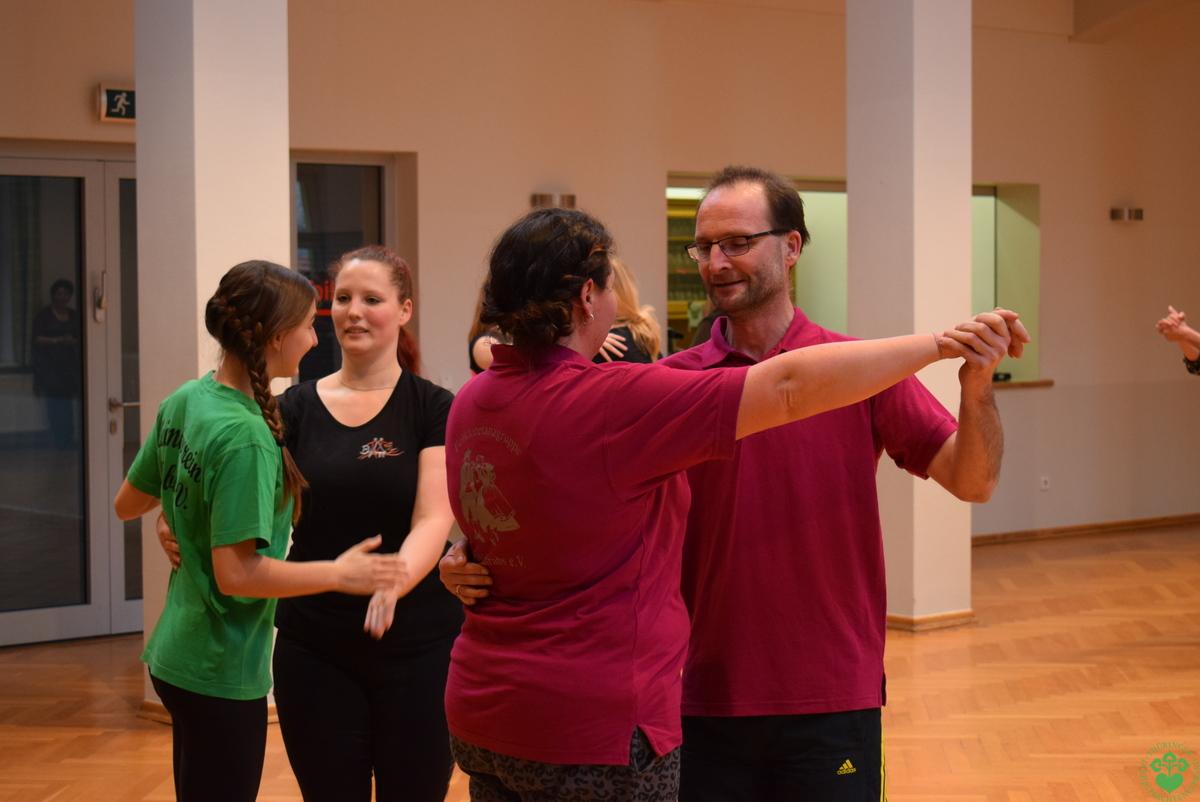 Tanzleiterseminar 7. und 8. März 2020