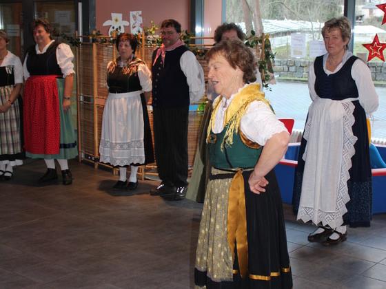 Eine Anekdote in Großbreitenbacher Mundart