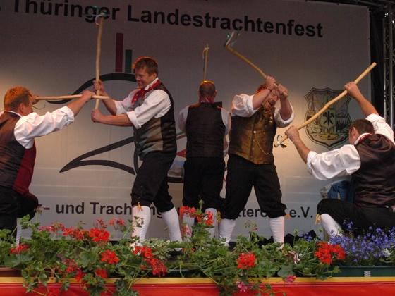 Landestrachtenfest 2014 in Brotterode