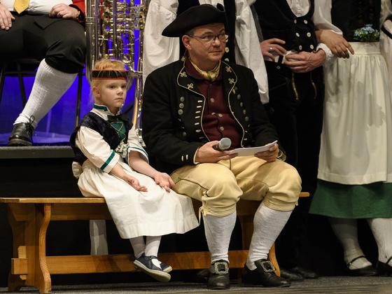 Thüriade - Gala der Thüringer Trachten 20. Mai 2017