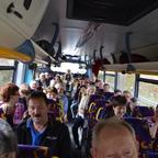 Gemeinsame Fahrt in die Landeshauptstadt Erfurt