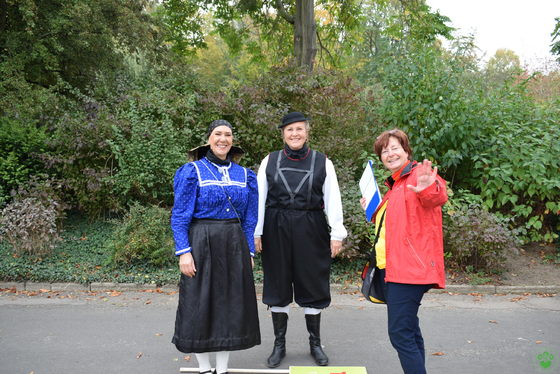 12. Thüringer Landestrachtenfest in Altenburg