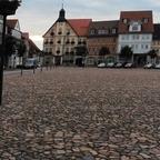 Der Markt in Schleusingen