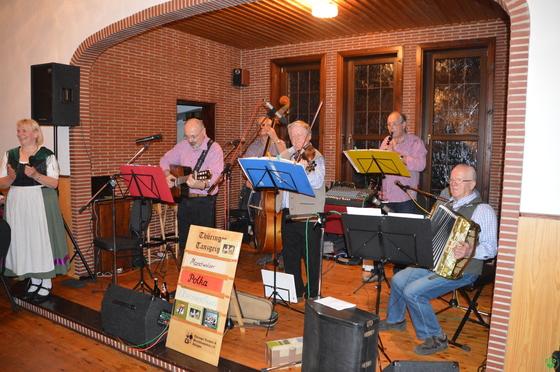 Thüringer Tanzgeiger in alter Besetzung