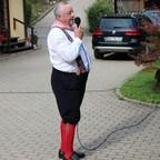 Hans-Achim erzählt über Dr. Dinkler