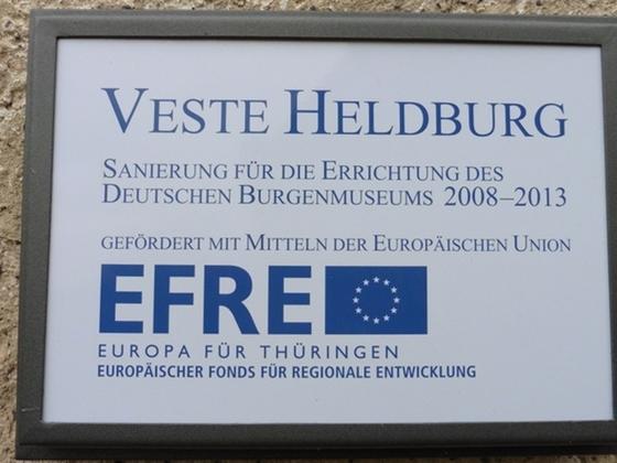 """Besichtigung der """"Veste Heldburg"""""""