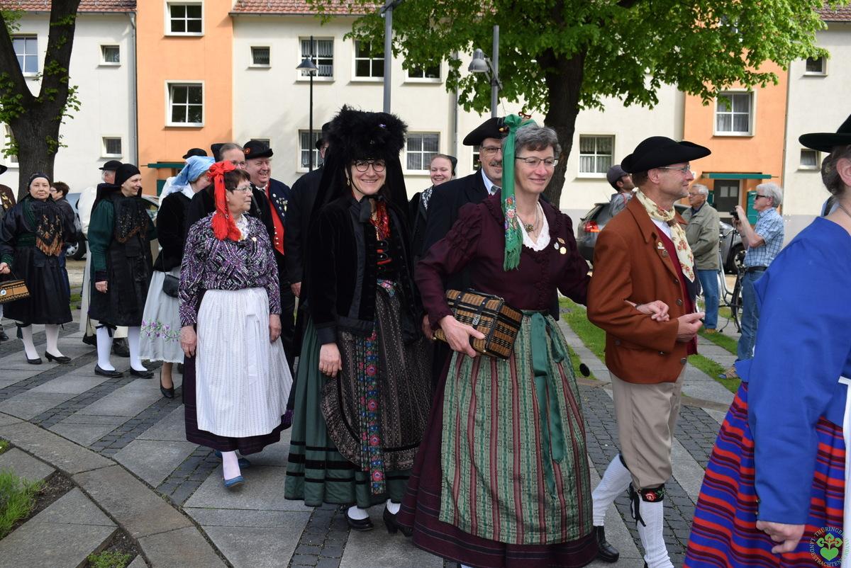 Deutscher Trachtentag in Lübben 12.-14. Mai 2017