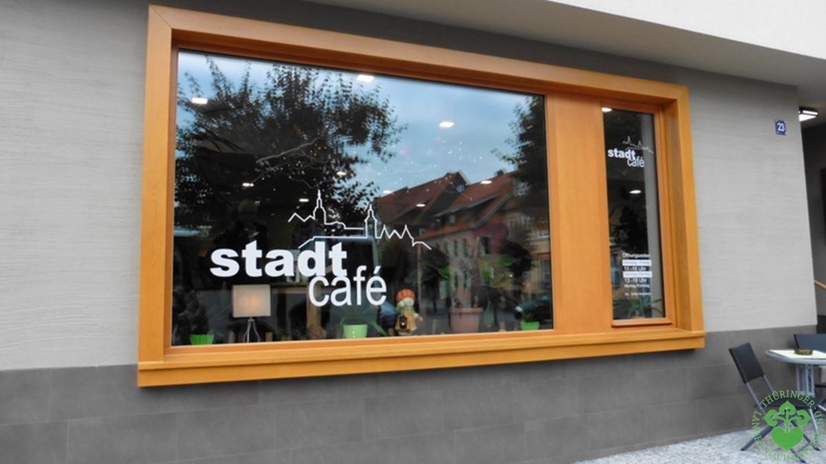 Kaffeezeit in Schleusingen