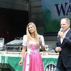 """""""Sylvia & Laurent"""" sorgten für die musikalische Unterhaltung"""