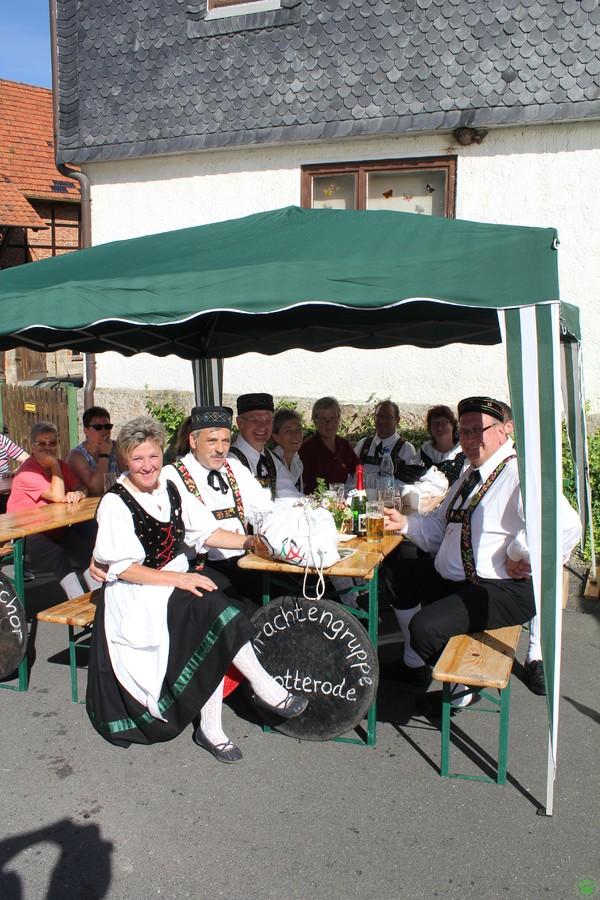 07.08.2016 Backhausfest in Stepfershausen