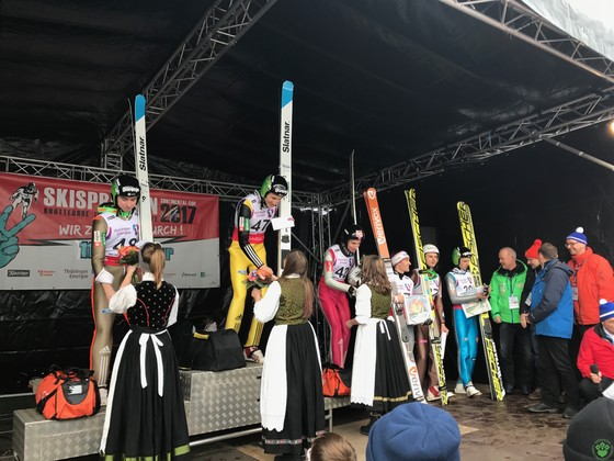 Flieg` wie ein Adler – COC-Skispringen vom 10.02.-12.02.2017