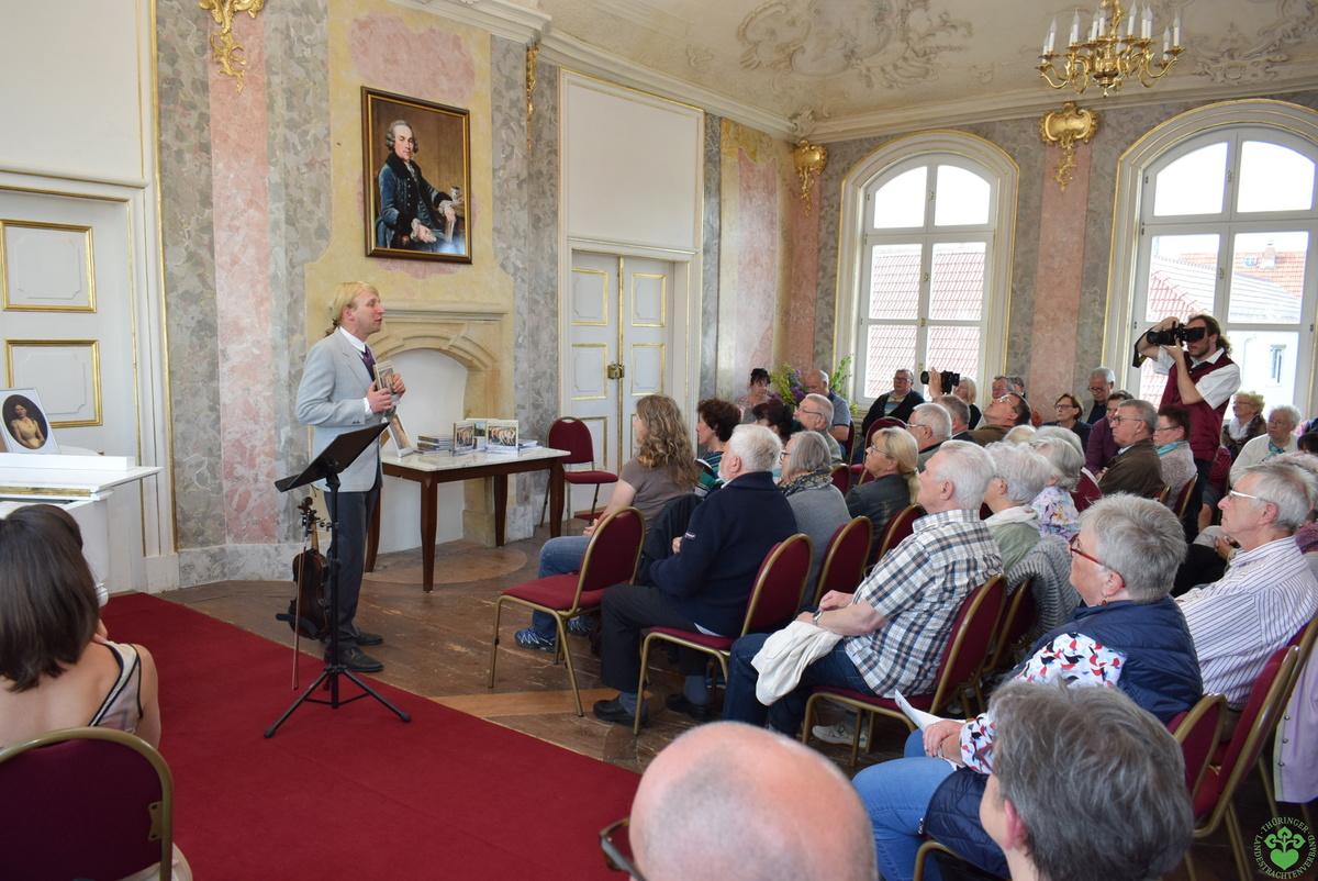 Eduard Fiedler: Von der Wachsenburg zur Fliehenden Romantik