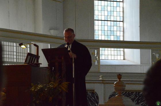 Pfarrer Fred Klemm